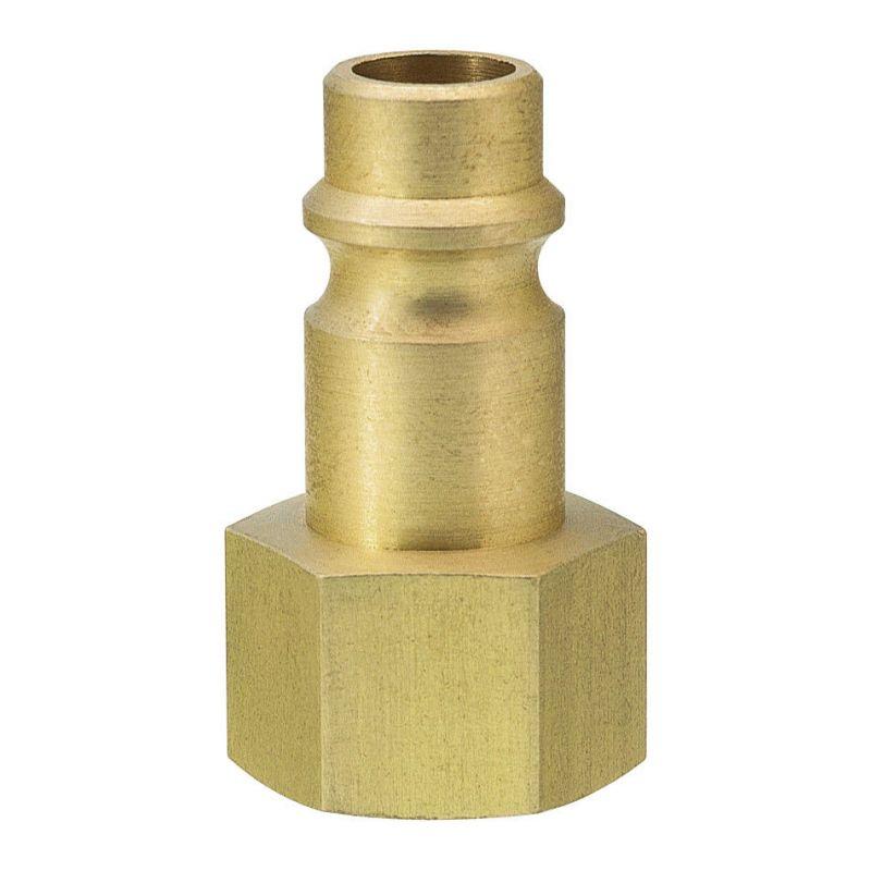 Druckluftkupplung Schnellsteckkupplung Stecknippel Pneumatik Kupplung Schlauch[Stecker/Nippel mit Außengewinde,G 1/2